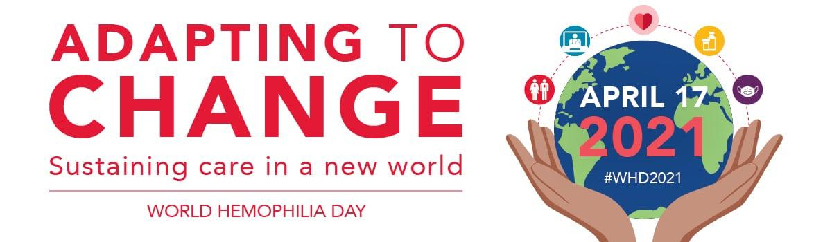 Illustrasjon for Verdens hemofilidag 2021