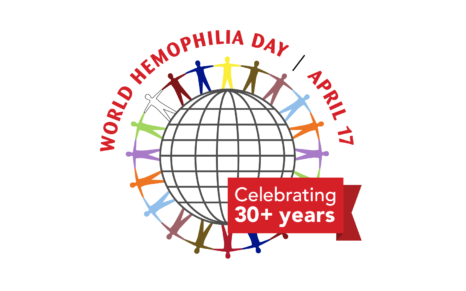 Logo World Hemophilia Day 2020